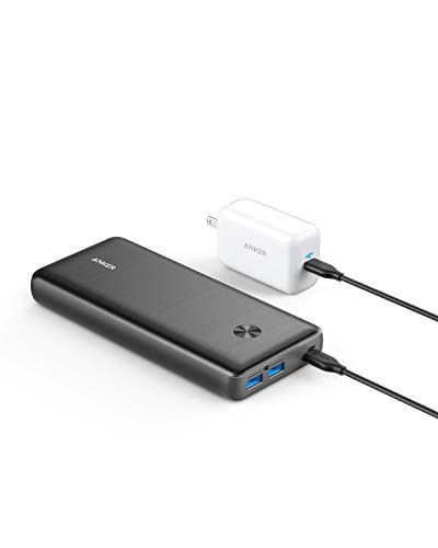 Anker Power Bank, PowerCore III Elite 25600 PD 60W with 65W PD Charger, Power Delivery...