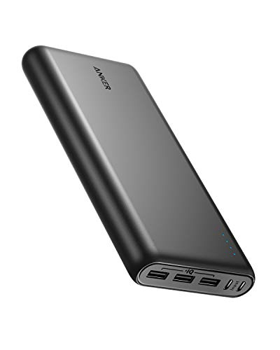 Anker PowerCore 26800 Portable Charger, 26800mAh External Battery with Dual Input Port and...