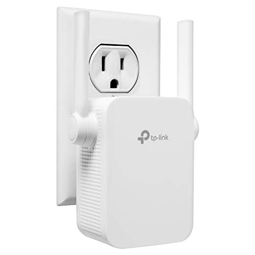 TP-Link N300 WiFi Extender | Covers Up to 800 Sq.ft | Up to 300Mbps | WiFi Range Extender,...