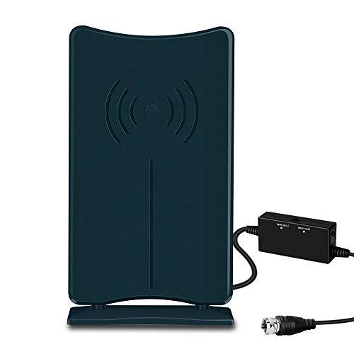 160 Miles TV Antenna - HDTV Antenna Support 4K TV Antennas for Digital TV Indoor Antenna...