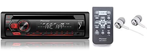 Pioneer Single Din In-Dash CD/CD-R/Rw, MP3/Wma/Wav Am/FM Front USB/Auxiliary Input MIXTRAX...