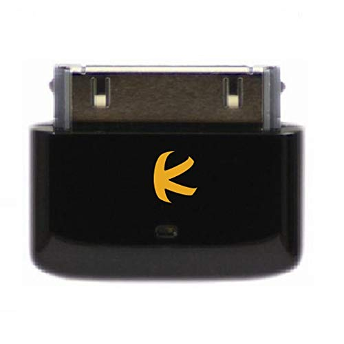 KOKKIA i10s (Black) Tiny Bluetooth iPod Transmitter for iPod/iPhone/iPad with...