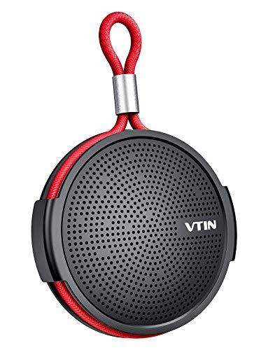 Vtin SoundHot Q1 Waterproof Bluetooth Speaker, Portable Bluetooth Speaker...