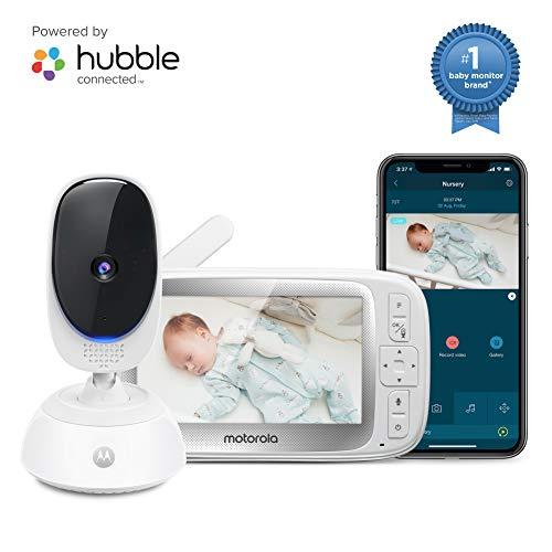 Motorola Connect40 Wireless Security Camera - Family Video Intercom Communication System -...
