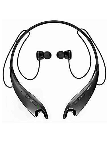 Mpow Jaws Upgraded Gen-3 Bluetooth Headphones for Work from Home, Wireless Neckband...
