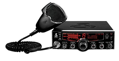 Cobra 29Lx Professional CB Radio - NOAA Weather Channels and Emergency Alert System,...