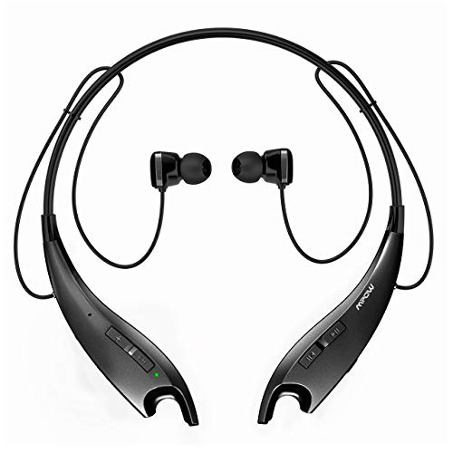 Mpow Jaws Upgraded Gen-3 Bluetooth Headphones, Wireless Neckband Headphones...