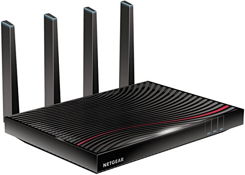 NETGEAR Nighthawk Cable Modem WiFi Router Combo (C7800) - Compatible with Cable Providers...