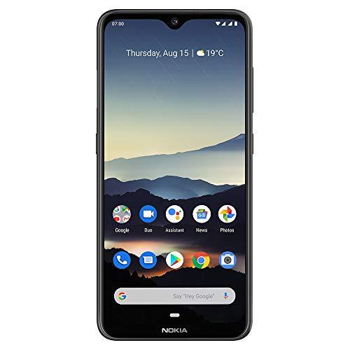 Nokia 7.2 - Android 9.0 Pie - 128 GB - 48MP Triple Camera - Unlocked Smartphone...