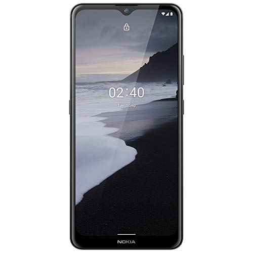 Nokia 2.4 | Android 10 | Unlocked Smartphone | 2-Day Battery | Dual SIM | US Version |...