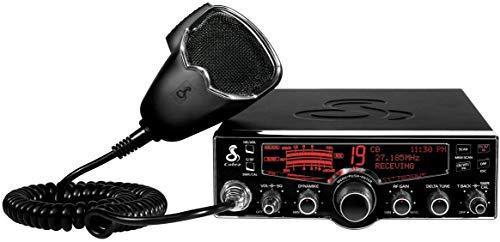 Cobra 29LX Professional CB Radio - Emergency Radio, Travel Essentials, NOAA Weather...