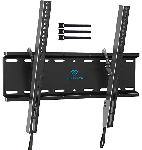 Tilting TV Wall Mount Bracket Low Profile for Most 23-55 Inch LED, LCD, OLED, Plasma Flat...