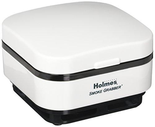 Holmes HAP75-UC2 Smoke Grabber, Air Purifier, White