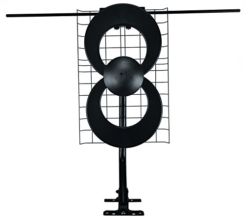 Antennas Direct ClearStream 2V TV Antenna, 60+ Mile Range, UHF/VHF, Multi-directional,...