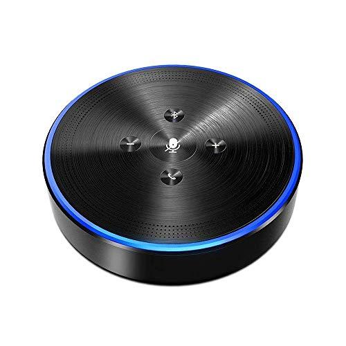 Bluetooth Conference Speaker - eMeet M1 Black Conference USB Speakerphone Business...