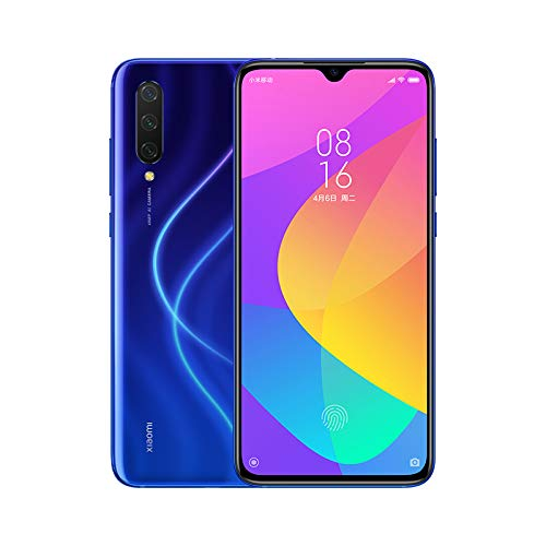 "Xiaomi Mi 9 Lite 64GB + 6GB RAM, 6.39"" AMOLED FHD+ LTE 48MP AI Triple Camera Factory..."