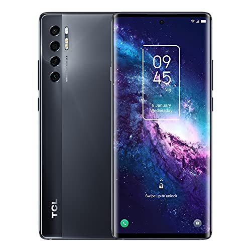 """TCL 20 Pro 5G Unlocked Android Smartphone with 6.67"""" AMOLED FHD+ Display, 48MP OIS Quad..."""