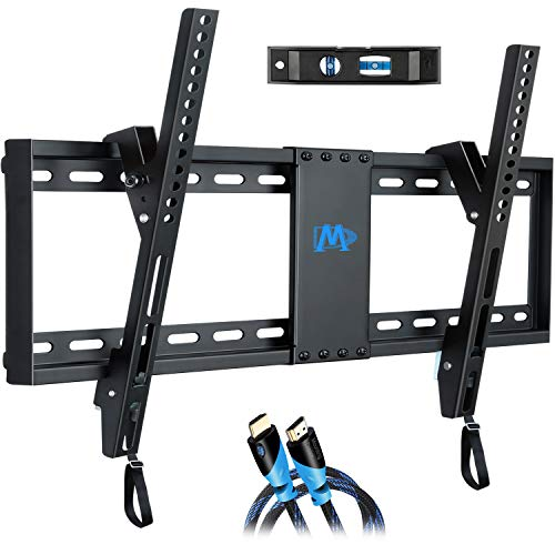 Mounting Dream UL Listed TV Mount for Most 37-70 Inches TVs, Universal Tilt TV Wall Mount...