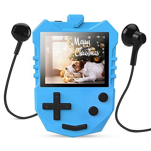MP3 Player for Kids, AGPTEK K1 Portable 8GB Children Music Player with Built-in Speaker,...
