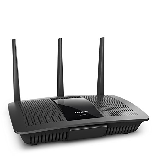 Linksys EA7500 Dual-Band Wi-Fi Router for Home (Max-Stream AC1900 MU-Mimo Fast Wireless...