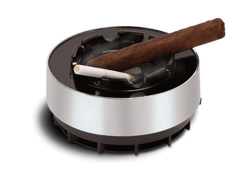 Perfect Life Ideas Smokeless Ashtray Smoke Free Ash Tray Battery Operated Portable Ideal...