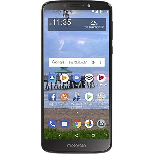 Moto E5 (2018) 16GB, 2GB 5.7' Display, 4000 mAh All Day Battery, FM Radio -...