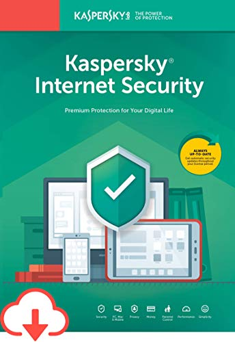 Kaspersky Internet Security 2020 | 1 Device | 1 Year [Download]