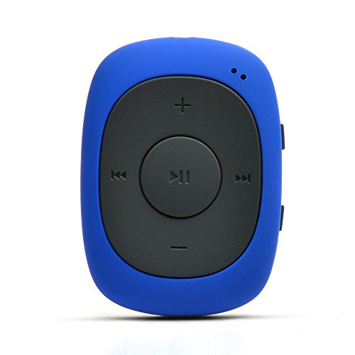 AGPTEK G02 8GB Clip MP3 Player with FM Shuffle, Portable Music Player with Sweatproof...