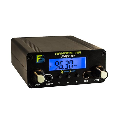 0.5 W Fail-Safe Long Range FM Transmitter - FS CZH-05B - Newly Revised: Dual Mode now with...