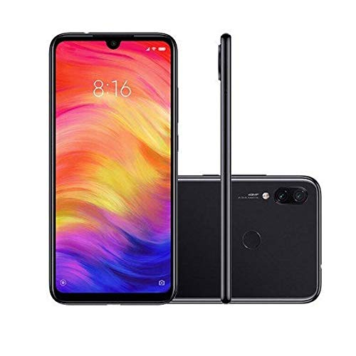 Xiaomi Redmi Note 7 128GB + 4GB RAM 6.3' FHD+ LTE Factory Unlocked 48MP GSM Smartphone...