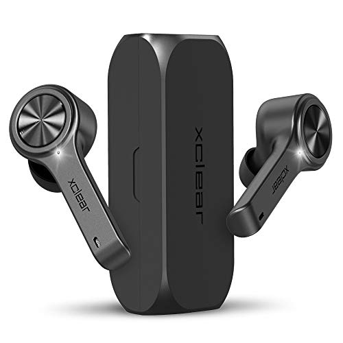 XClear Wireless Earbuds with Immersive Sounds True 5.0 Bluetooth in-Ear Headphones with...