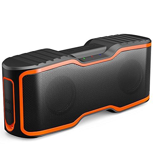 AOMAIS Sport II Portable Wireless Bluetooth Speakers Waterproof IPX7, 15H...