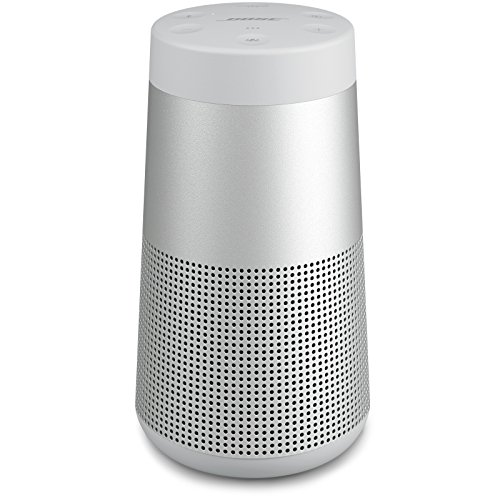 The Bose SoundLink Revolve, the Portable Bluetooth Speaker with 360 Wireless Surround...