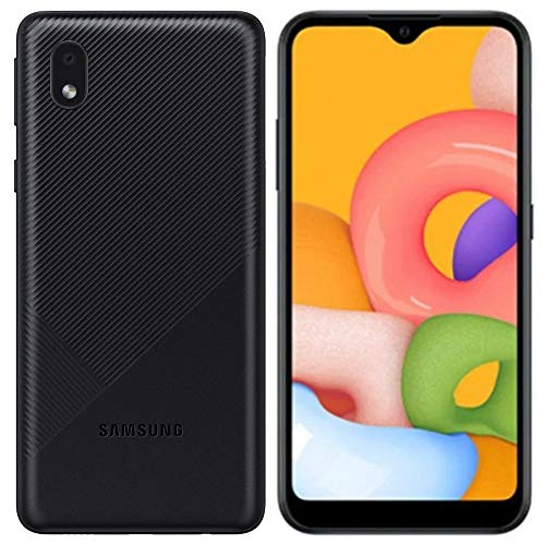 Samsung Galaxy A01 Core (16GB, 1GB RAM) 5.3', 3000mAh Battery, US & Global 4G LTE GSM...
