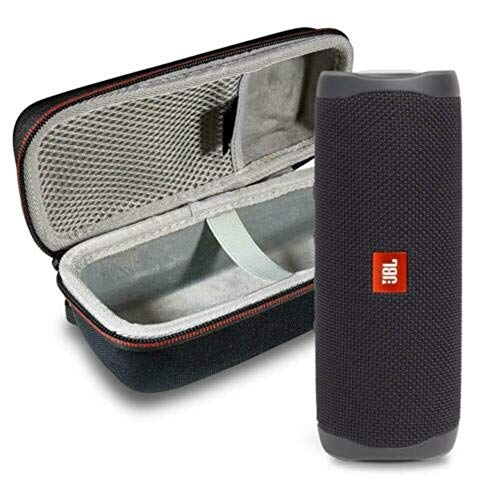 JBL Flip 5 Waterproof Portable Wireless Bluetooth Speaker Bundle with Hardshell Protective...