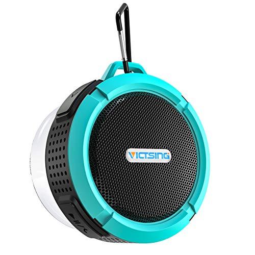 VicTsing SoundHot C6 Portable Bluetooth Speaker, Waterproof Bluetooth...