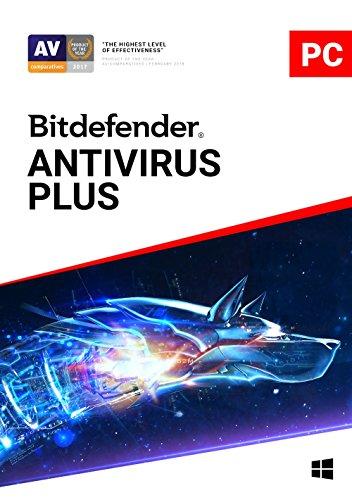 Bitdefender Antivirus Plus - 1 Device | 1 year Subscription | PC Activation...