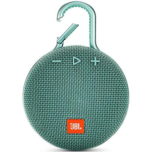 JBL CLIP 3 - Waterproof Portable Bluetooth Speaker - Teal
