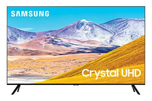 Samsung 85-inch Class Crystal UHD TU-8000 Series - 4K UHD HDR Smart TV with Alexa Built-in...