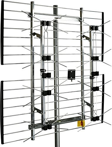 Channel Master EXTREMEtenna Long Range Multi-Directional Outdoor TV Antenna - 80 Mile...