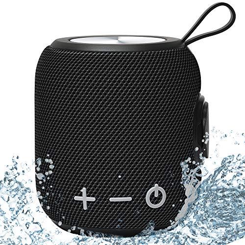 Portable Bluetooth Speaker,SANAG Bluetooth 5.0 Dual Pairing Loud Wireless Mini Speaker,...