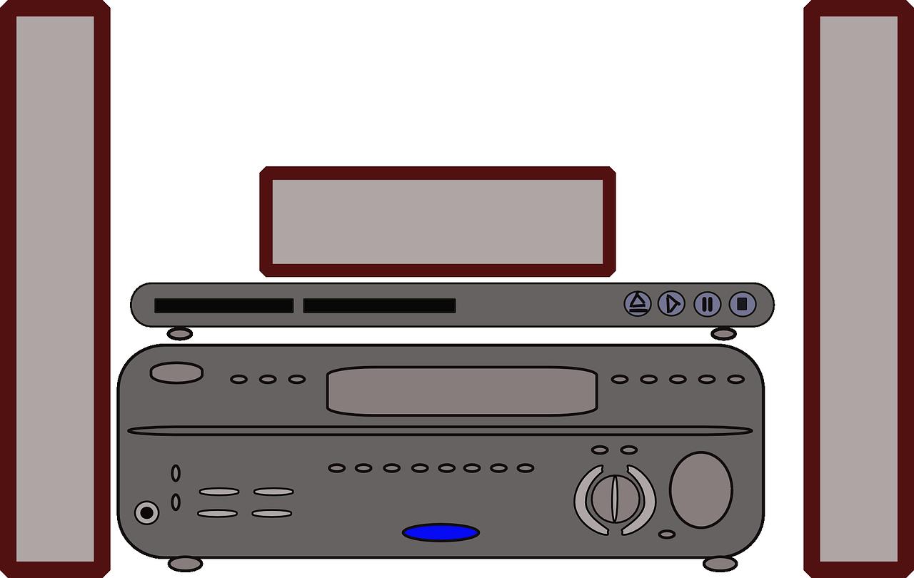 Multi DVD Changer